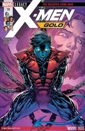X-Men - Gold # 18 Issues V2 (2017 - 2018)