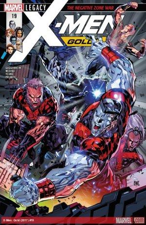 X-Men - Gold # 19 Issues V2 (2017 - 2018)
