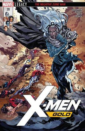 X-Men - Gold # 20 Issues V2 (2017 - 2018)