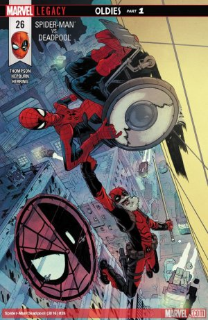 Spider-Man / Deadpool # 26 Issues (2016 - 2019)