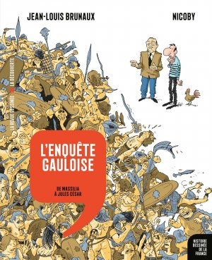 Histoire dessinée de la France # 2