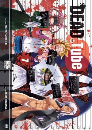 couverture, jaquette DEAD Tube 7  (Tonkam) Manga