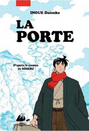 couverture, jaquette La porte   (Philippe Picquier)