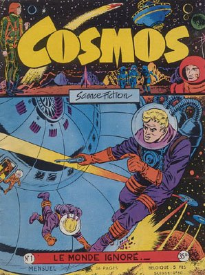 Cosmos édition Kiosque (1956 - 1961)