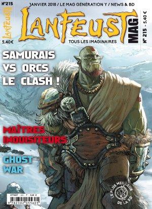 Lanfeust Mag # 215