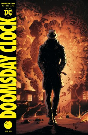 Doomsday Clock # 4 Issues (2017 - 2018)