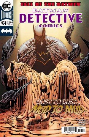 Batman - Detective Comics # 974