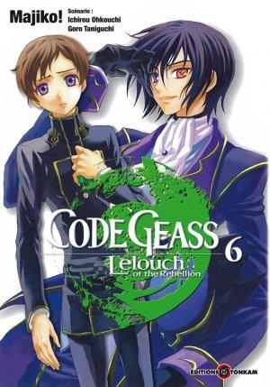 Code Geass - Lelouch of the Rebellion T.6