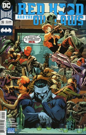 Red Hood and The Outlaws # 19 Issues V2 (2016 - Ongoing) - Rebirth