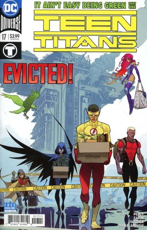 Teen Titans # 17 Issues V6 (2016 - Ongoing)
