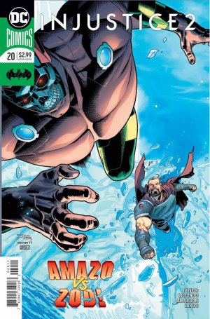 Injustice 2 # 20 Issues V1 (2017 - en cours)