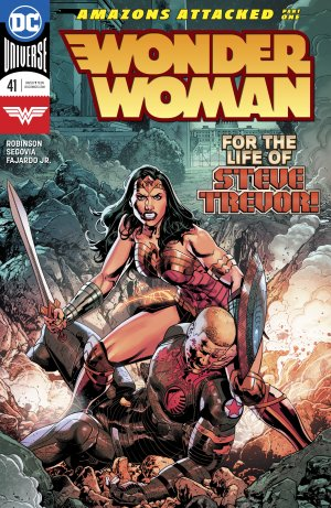Wonder Woman # 41 Issues V5 - Rebirth (2016 - en cours)