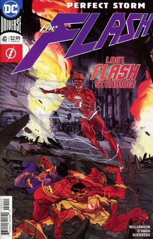 Flash # 41 Issues V5 (2016 - Ongoing) - Rebirth