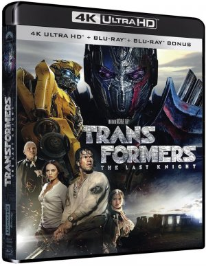 Transformers: The Last Knight édition Simple