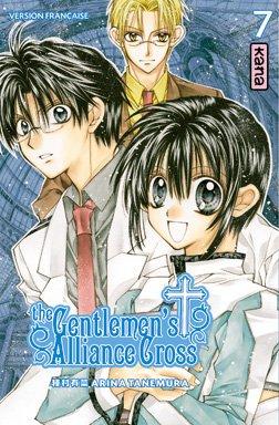 couverture, jaquette The Gentlemen's Alliance Cross 7  (kana)