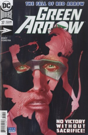Green Arrow # 37 Issues V6 (2016 - Ongoing)