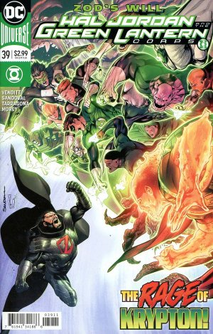 Green Lantern Rebirth # 39 Issues (2016-2018)