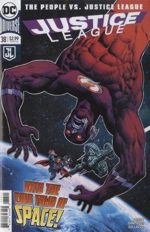 Justice League # 38