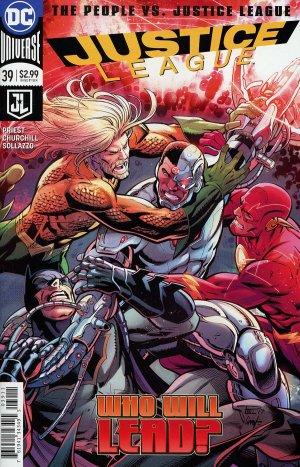 Justice League # 39