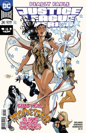 Justice League Of America # 24 Issues V6 (2017 - 2018)
