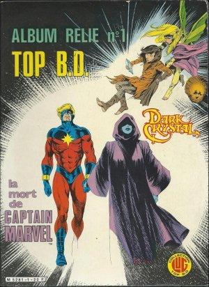Top BD édition Reliure Éditeur (1984 - 1991) - Lug