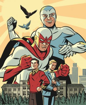 The Hawk and the Dove - The Silver Age édition TPB softcover (souple)