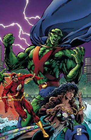 Justice League Task Force édition TPB softcover (souple)