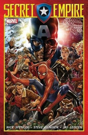 Secret Empire # 1 TPB softcover (souple)