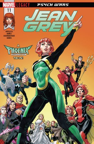 Jean Grey # 11 Issues (2017 - 2018)