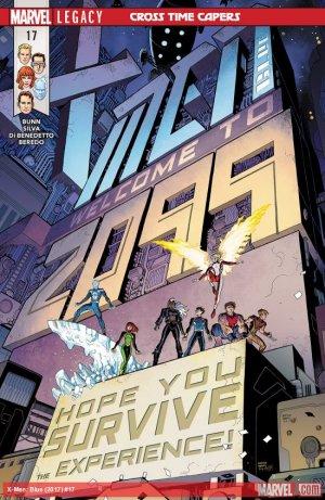X-Men - Blue # 17 Issues (2017 - 2018)