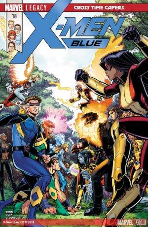X-Men - Blue # 18 Issues (2017 - 2018)