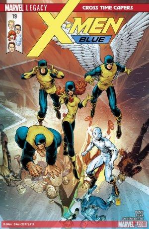 X-Men - Blue # 19 Issues (2017 - 2018)