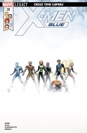 X-Men - Blue # 20 Issues (2017 - 2018)
