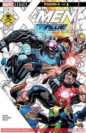 X-Men - Blue # 1 Annual (2017)