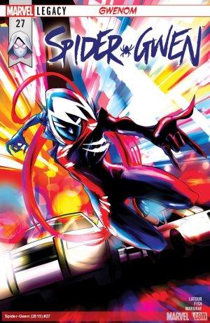 Spider-Gwen # 27 Issues V2 (2015 - 2018)