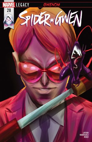Spider-Gwen # 28 Issues V2 (2015 - 2018)