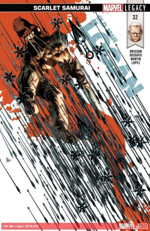 Old Man Logan # 32 Issues V2 (2016 - 2018)