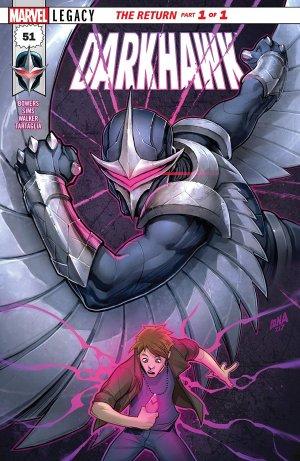 Darkhawk # 51 Issue (2017)