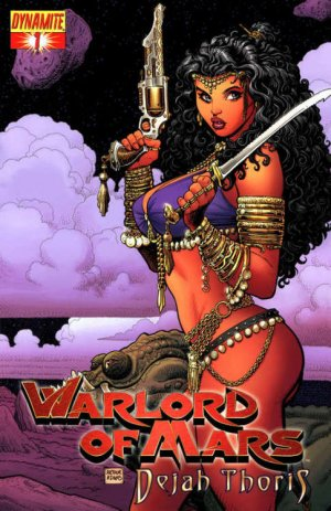 Warlord of Mars - Dejah Thoris édition Issues (2011 - 2014)