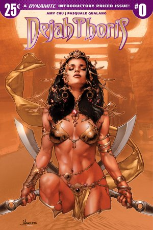 Dejah Thoris édition Issues (2018 - Ongoing)