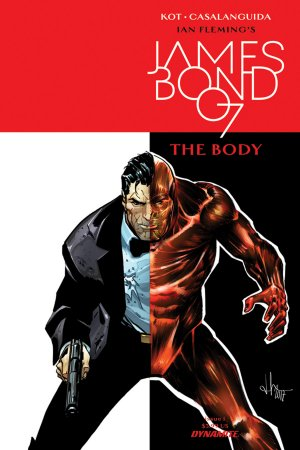 James Bond - The Body édition Issues (2018)