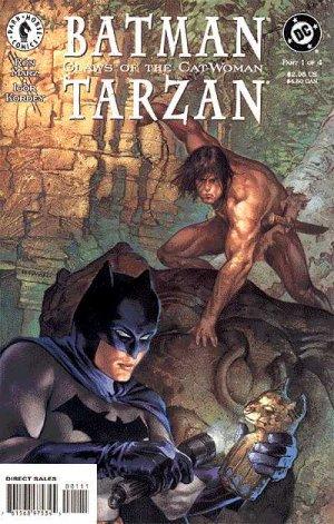 Batman / Tarzan # 1 Issues (1999)
