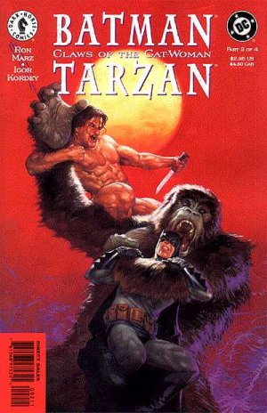 Batman / Tarzan # 2 Issues (1999)