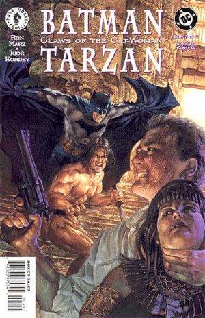 Batman / Tarzan # 3 Issues (1999)