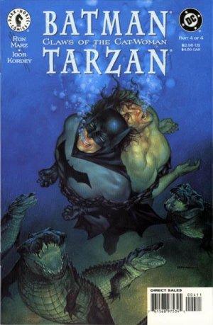 Batman / Tarzan # 4 Issues (1999)