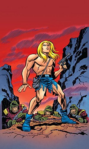 The Kamandi Challenge édition TPB hardcover (cartonnée)