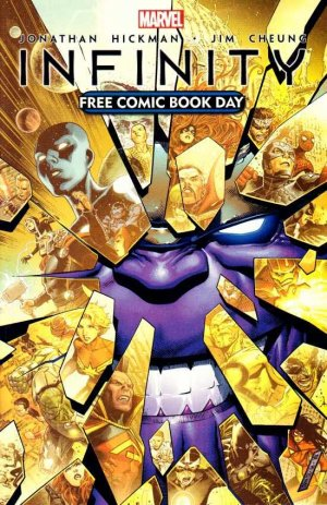 Free Comic Book Day 2013 (Infinity) édition Isssue (2013)