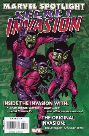 Marvel Spotlight - Secret Invasion édition Issue (2008)