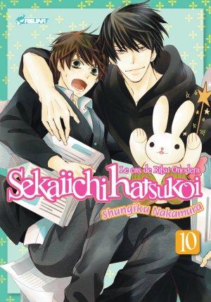 Sekaiichi Hatsukoi # 10