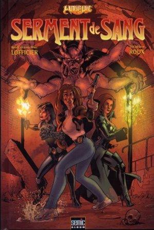 Witchblade - Serment de Sang édition TPB softcover (souple)